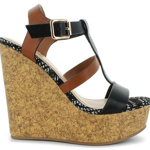 Shoes - Platform Wedge Size 12